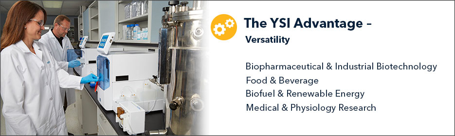 YSI Life Sciences - The Gold Standard
