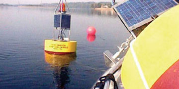 Water Quality Monitoring Buoys Protect the Housatonic River | Application Note