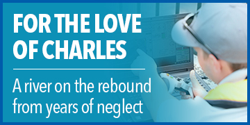 For the Love of Charles | A River on the Rebound