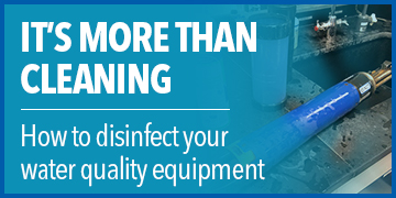 How to Disinfect Your Field Water Quality Equipment
