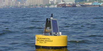 Real Time Water Quality Monitoring in Sensitive Dubai Creek