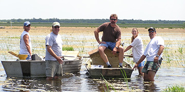 Floodplain Restoration Puts Wetlands Back in Balance