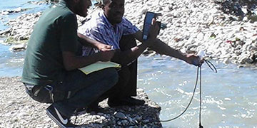 Water Quality Study Near Port-Au-Prince, Haiti