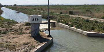Irrigation District Relies on Continuous Water Usage Information