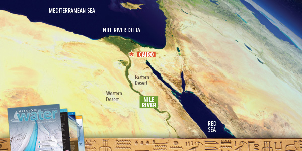 Mission-Water-Egypt-Map