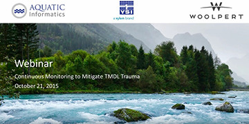 Continuous Water Quality Monitoring to Mitigate TMDL Trauma