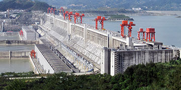 Flow Monitoring Helps Officials at Three Gorges Dam