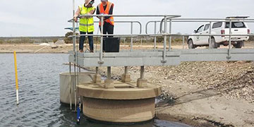 Safeguarding Source Water: Online Algae Monitoring Leads to Data-Driven Decisions