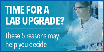 Should You Upgrade Your Lab Equipment?