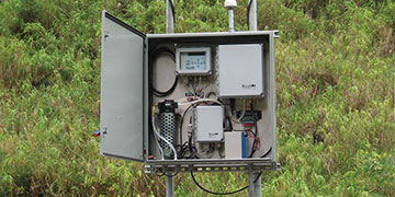 Reduce Cost of Water Quality Program with Simple Data Acquisition System
