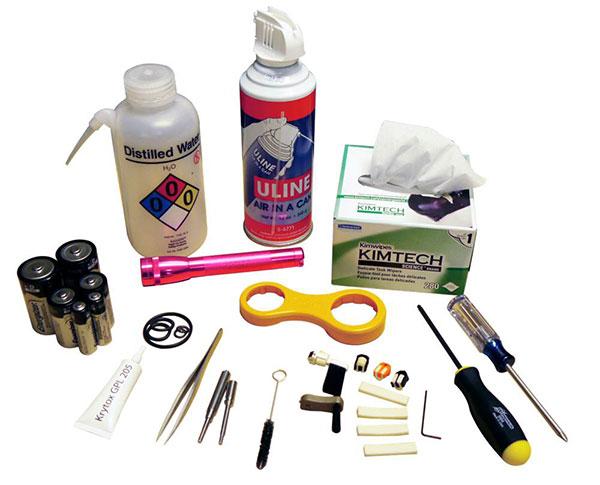 Expert Tip Seven Survival Kit