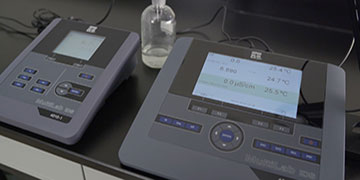 pH Measurement During Production of Immunoassay Solutions