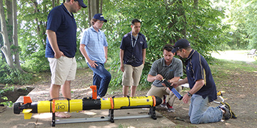 Bathymetric Surveys and Profiling Data Benefit from AUVs