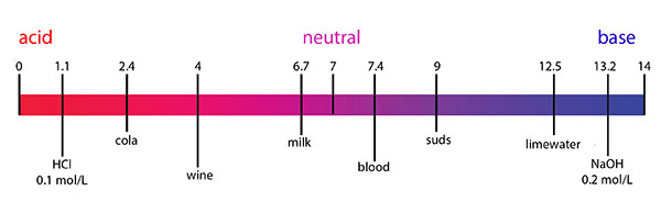 pH Log | Logarithmic pH Scale | Logarithmic Scale pH