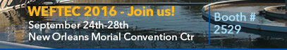 WEFTEC Homepage Feature 2016