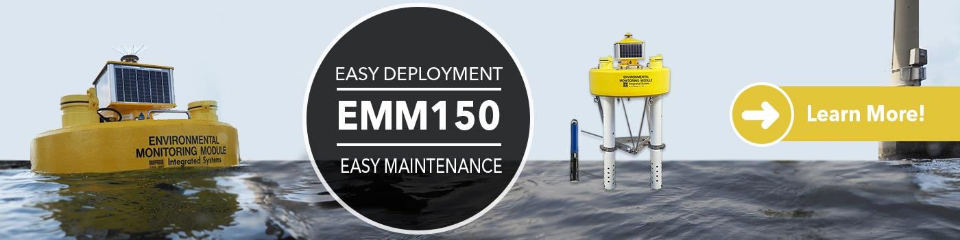 Introducing the EMM150 Inshore Buoy