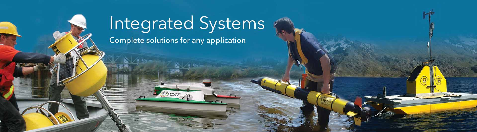 Remote Water Quality Monitoring