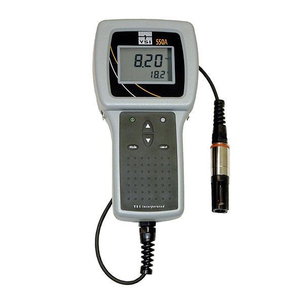 Dissolved Oxygen Meter : Ysi a dissolved oxygen meter features waterproof ip