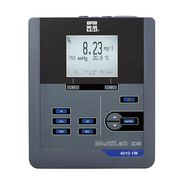 Laboratory Meter for Dissolved Oxygen, BOD, pH, ORP, and