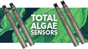 algae monitoring sensors