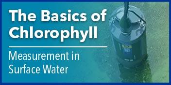 chlorophyll in water
