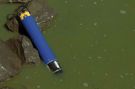 Monitoring Harmful Algal Blooms HABs