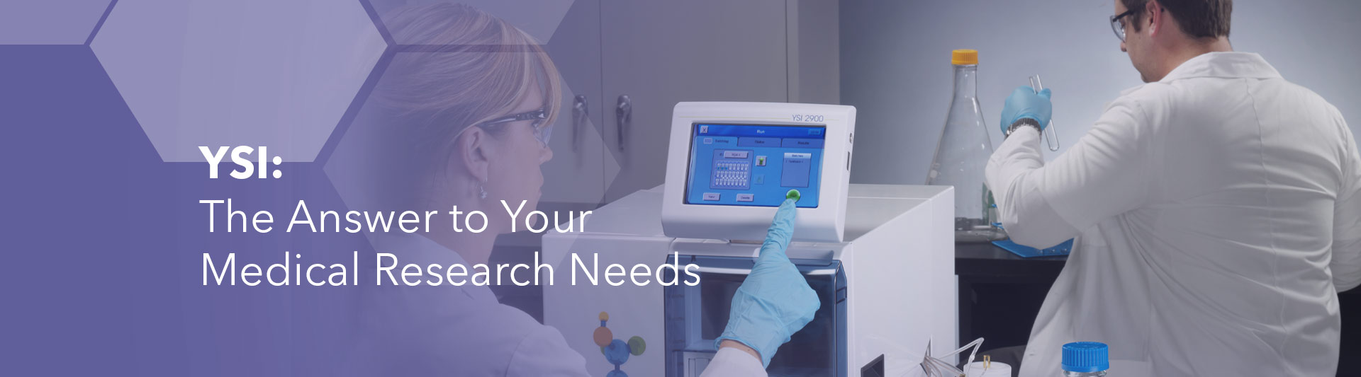 Medical Research Banner