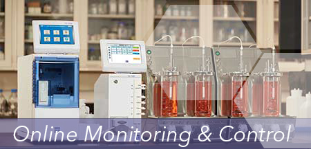 YSI's online monitoring and control systems are designed to provide simple and reliable online monitoring and control solutions for your bioreactor process.