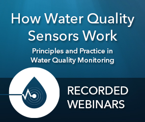 Sensors for Water Quality Monitoring