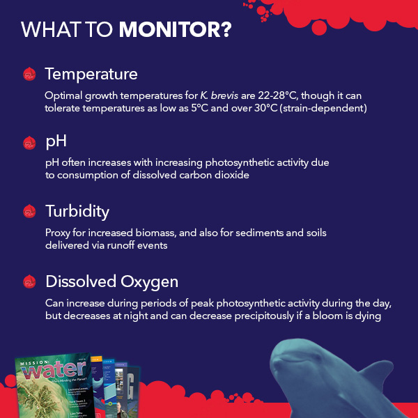 What Water Quality Parameters to Monitor During a Red Tide? | YSI