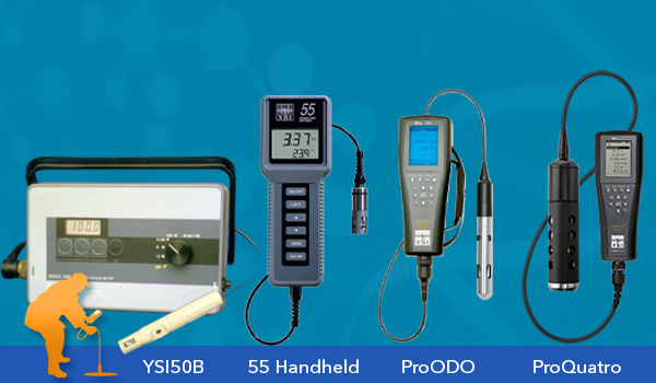 Evolution of Dissolved Oxygen Meters