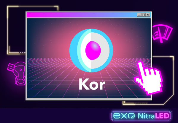 Site Specific Correction for EXO NitraLED | Software