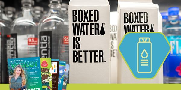 Boxed Water | Future of Plastics