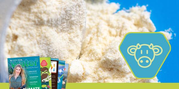 Alternatives to Plastics | Casein and Milk Protein