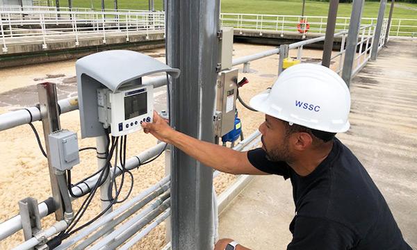 IQ SensorNet Process Monitoring System   YSI