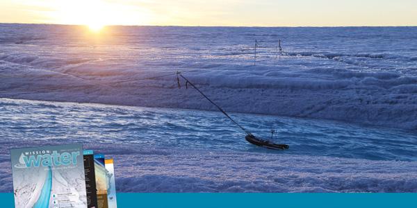 On Ice Stream Flow Data | YSI