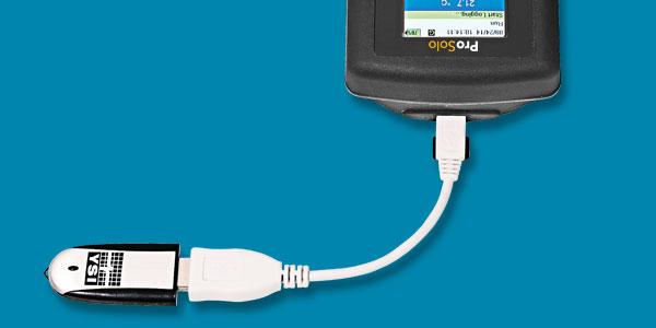 ProODO to ProSolo USB Data Backup