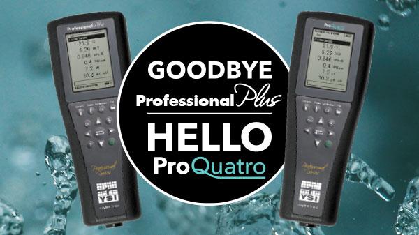 ProQuatro Water Sampling Meter