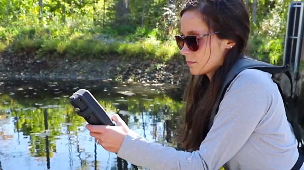 YSI ProQuatro Portable Handheld Water Quality Instrument