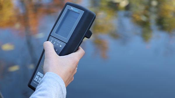 YSI ProQuatro Meter | Handheld Water Quality Sampling