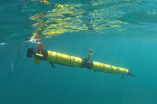 YSI EcoMapper   i3XO AUV   Autonomous Underwater Vehicle