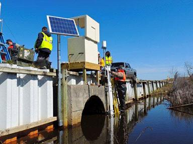 Stormwater Monitoring