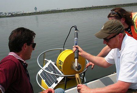Stormwater Monitoring Water Quality Instrument Selection