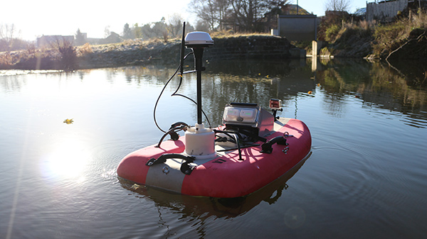 SonTek rQPOD Remote Water Quality Vehicle | YSI