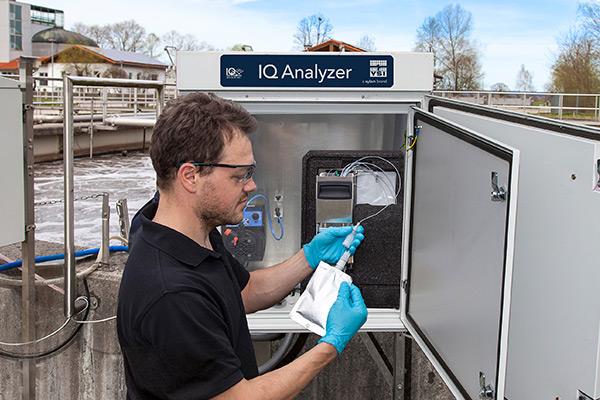 Alyza Ammonium Analyzer | YSI | Wastewater