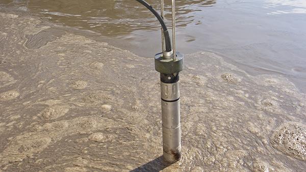YSI Ammonium ISE Sensor Wastewater