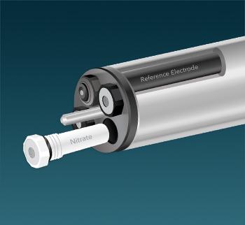 ISE wastewater sensor