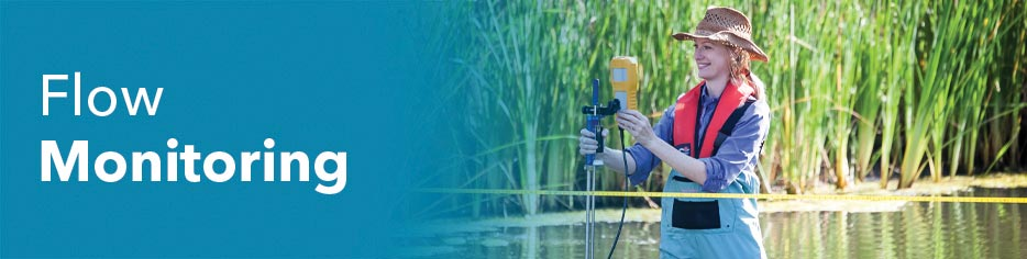 water flow monitoring services