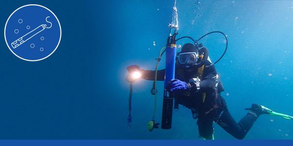 dissolved oxygen measurement in saline water
