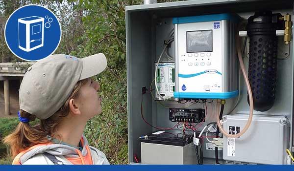 Water Level Streamgage Datalogger